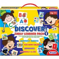 Frank Discover . Early Learner Pack 1