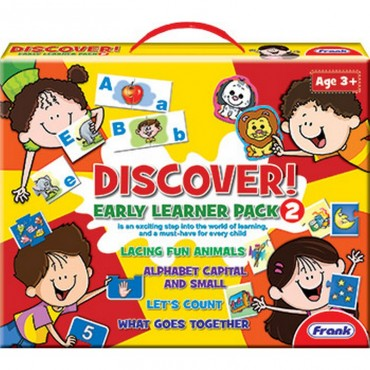 Frank Discover . Early Learner Pack 2