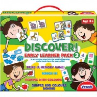 Frank Discover . Early Learner Pack 3