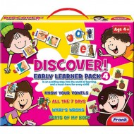 Frank Discover . Early Learner Pack 4