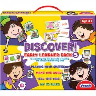 Frank Discover . Early Learner Pack 5