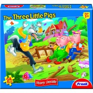 Frank The 3 Little Pigs 24