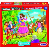 Frank Snow White 7 Dwarfs 24