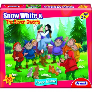 Frank Snow White The Seven Dwarfs