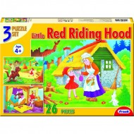 Frank Little Re.Rid.Hood 3In1