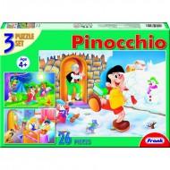Frank Pinocchio26 Pcs