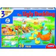 Frank The Ugly Duckling26 Pcs