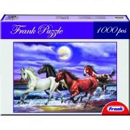 Frank Galloping Horses