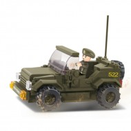 Sluban Land Forces Prowl Car