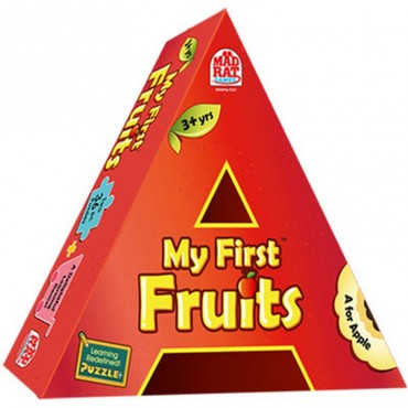 MadRat My First Fruits Letter A
