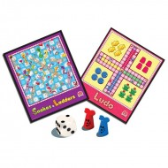 MadRat Snakes & Ladders and Ludo