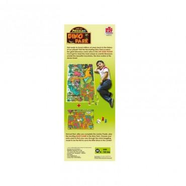 MadRat Dino Park Jumbo Puzzle