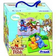 Frank Winnie the Pooh 6x 2 Pcs.