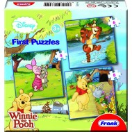 Frank Winnie the Pooh First Puzzle