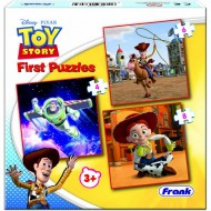Frank Toy Story First Puzzle