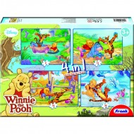 Frank Winnie the Pooh 4 in 1