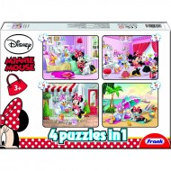 Frank Minnie Mouse 4 in 1
