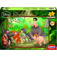 Frank The Jungle Book 60 Pieces puzzles