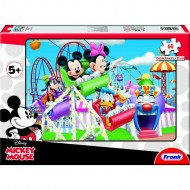 Frank Mickey Mouse & Friends 60 Pieces puzzles