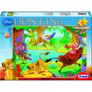 Frank The Lion King 60 Pieces puzzles