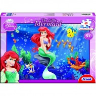 Frank The Little Mermaid 60 Pieces puzzles