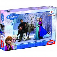 Frank Frozen 60 Pieces puzzles
