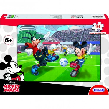 Frank Mickey Mouse & Friends 108 Pc puzzles