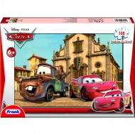 Frank Cars 2 108 Pc puzzles
