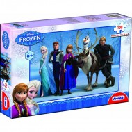 Frank Frozen 108 Pc puzzles