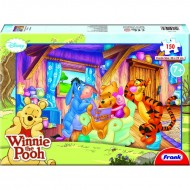 Frank Winnie The Pooh 150 Pc puzzles