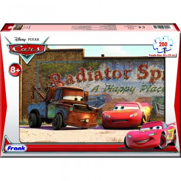Frank Cars 200 Pc puzzles
