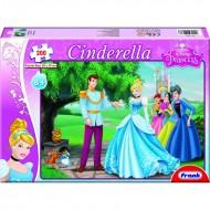 Frank Cinderella 200 Pc puzzles