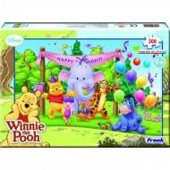 Frank Winnie The Pooh 300 Pc puzzles