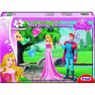 Frank Sleeping Beauty 300 Pc puzzles