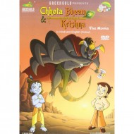 Chhota Bheem and Krishna DVD