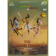Krishna & Balram in warrior Princess