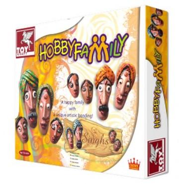 Toy Kraft Hobby Family
