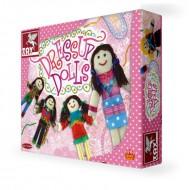 Toy Kraft Dressup Dolls