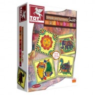 Toy Kraft Simple & Simbolic Madhubani