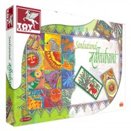 Toy Kraft Sandsational Madhubani