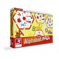 Toy Kraft The Alphabet Pizza