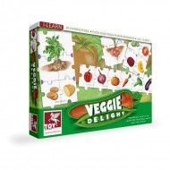 Toy Kraft Veggie Delight