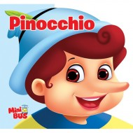 Pinocchio Cutout Board Book Om Books