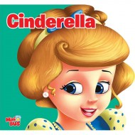 Cinderella Cutout Board Book Om Books