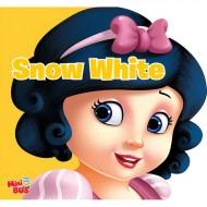 Snow White Cutout Board Book Om Books
