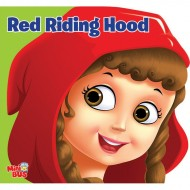 Red Riding Hood Cutout Board Book Om Books