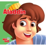 Aladdin Cutout Board Book Om Books