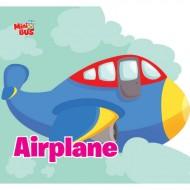 Airplane Cutout Board Book Om Books