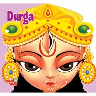 Durga Cutout Board Book Om Books