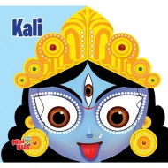 Kali Cutout Board Book Om Books